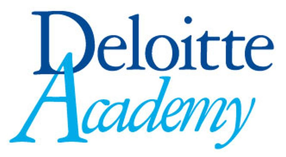 INNOVATION TRAINING  – Deloitte Series