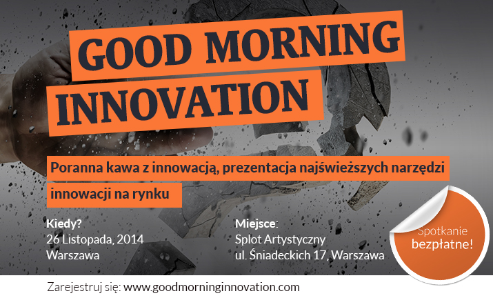 Good Morning Innovation